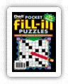 Fill-in puzzles Magazines