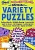Dell Official Variety Puzzles & Word Games