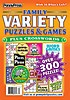 Family Variety Puzzles & Games Plus Crosswords